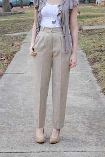 Forever21 tailored pants