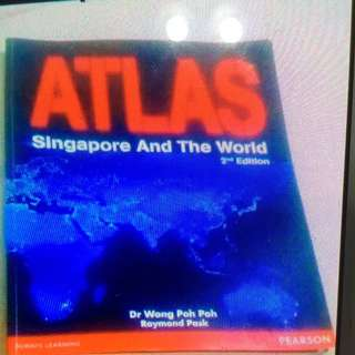 ATLAS- Singapore And The World