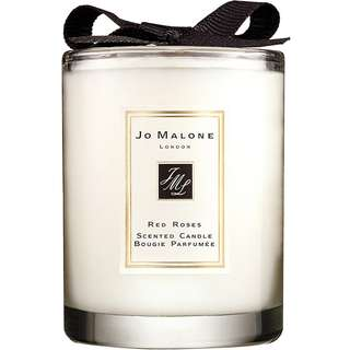(代購) JO MALONE Red Roses travel candle 60g