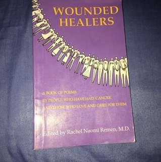 Poem Book Wounded Healers