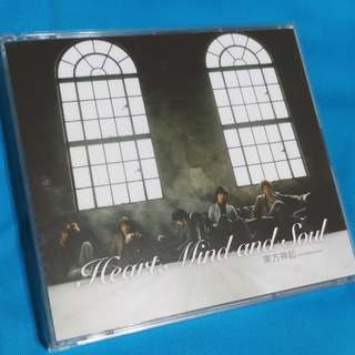 心靈神會 Heart, Mind and Soul    (CD+DVD)