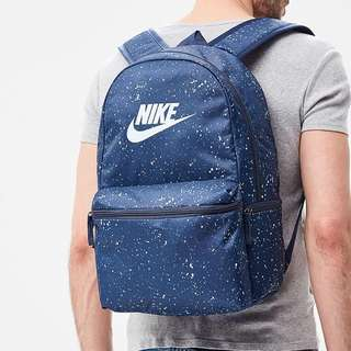 全新nike heritage backpack