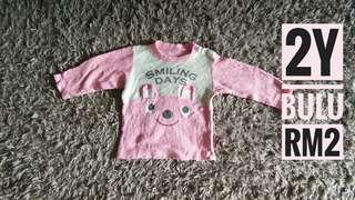 2y sweatshirt
