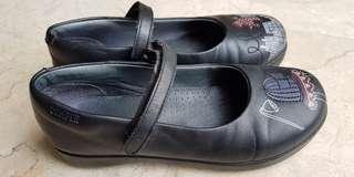 Camper TWINS black shoes (girl UK33 / US2)