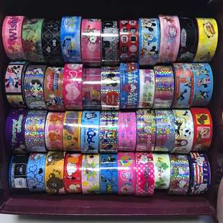 Cute tapes