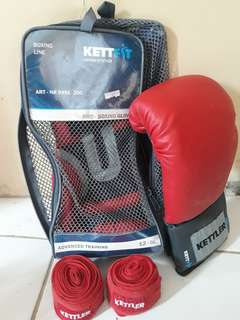 Kettler grove red boxing original
