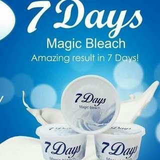 7Days Magic Bleach