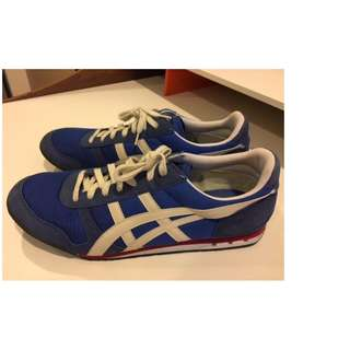 ONITSUKA TIGER (FINAL PX CUT) 60th Anniversary Blue, White & Red Trainers!!!