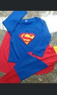 "FREE SF""Superman Costume"""