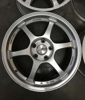 Rim SSR TYPE C 17 inch camry accord civic lancer hrv