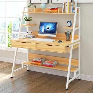Study table/Shelf table/Simple desk/Computer table