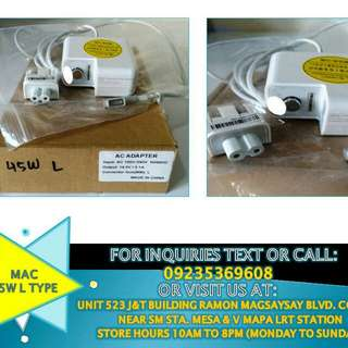 Apple 45w L TYPE MAGSAFE POWER ADAPTER FOR MACBOOK AIR