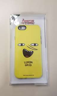 Adventure Time 檸檬公爵 Lemongrab iPhone 6/6s Case 手機殼