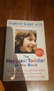 The Happiest Toddler on the Block (Harvey Karp)