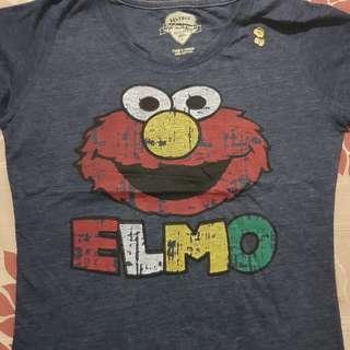 Female/Small Vintage Shirts - Elmo