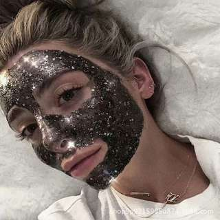 Glow job face mask