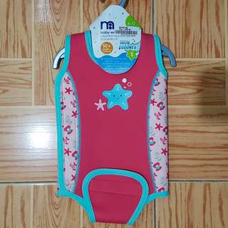Mothercare Neoprene Swimsuit