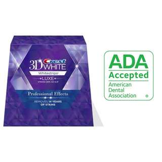 [In Stock] - Crest 3D White Whitestrips are The Way to Whiten.