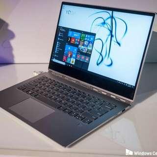 Lenovo Yoga 920 Kredir Free 1x Angsuran tanpa kartu kredit