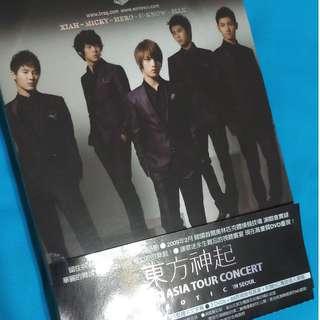 東方神起 TVXQ第三場亞洲巡迴演唱會MIROTIC首爾場2009演唱會寫真集(原裝進口版)