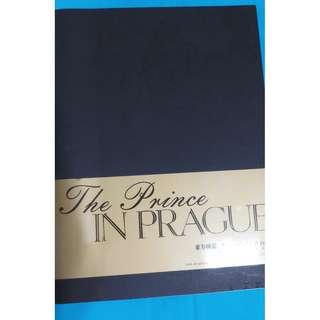 東方神起 TVXQ布拉格王子-162頁寫真集+VCD(進口) The Prince In Prague