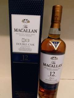 Macallan Double Cask 12年(行貨)