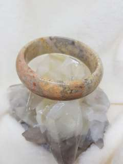 Coral Jade Bangle design 52