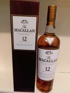 Macallan 12年