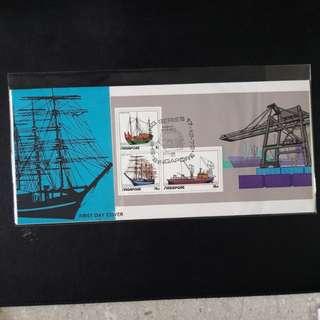 Singapore  1972 Shipping  series