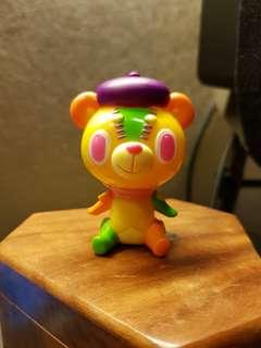 Kumakuma Hikari Bambi - Pink/Purple/Yellow