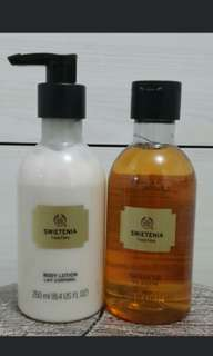 The Body Shop - Duo set of swietenia series