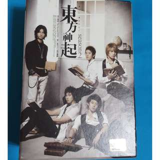 All about東方神起 Season 2 - (DVD)