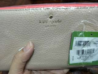 New - Original Kate Spade Cobble Hill Wallet
