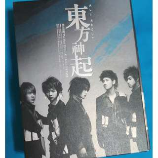 ALL ABOUT 東方神起  (DVD)