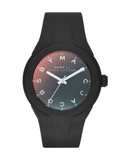 Marc Jacobs Duo Chrome Watch