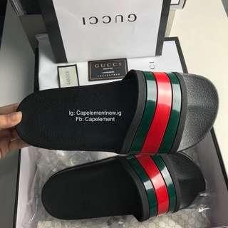 Gucci sandals slides flip flops