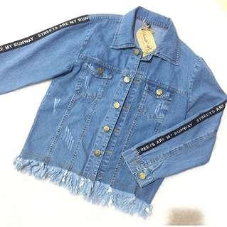 runway jeans