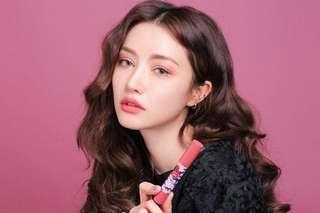 [INSTOCK] 3CE Maison Kitsune Velvet Lip Crayon #Blushed