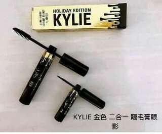 Kylie 2IN1 mascara and eyeliner