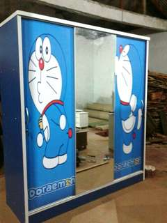 Sledding Big Doraemon