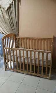 Katil Baby cot crib
