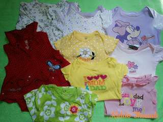 6-9 months baby clothes
