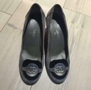 2手 chanel 鞋