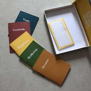Kikki.K Happiness In a Box Stationery set
