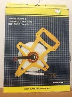 Fiber Glass Measuring Tape