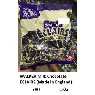 📍📍WALKER'S Chocolate (Made in England)