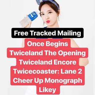 SELLING ALL TWICE