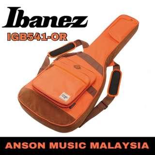 Ibanez IGB541-OR Powerpad Electric Guitar Bag, Orange