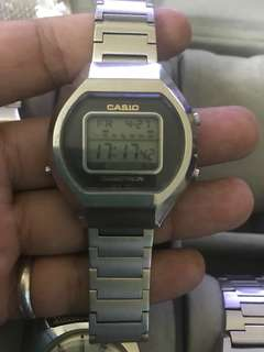 90s Casio Casiotron TRN-01 Men's Digital Watch
