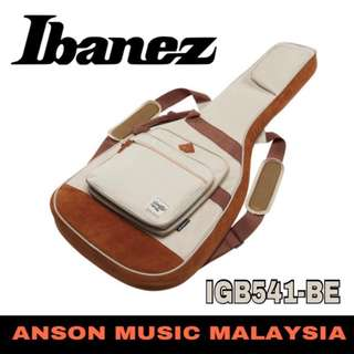 Ibanez IGB541-BE Powerpad Electric Guitar Bag, Beige